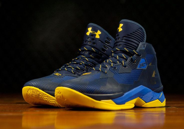 """#sneakers #news  Under Armour To Release A """"Dub Nation"""" Colorway Of The Curry 2.5"""