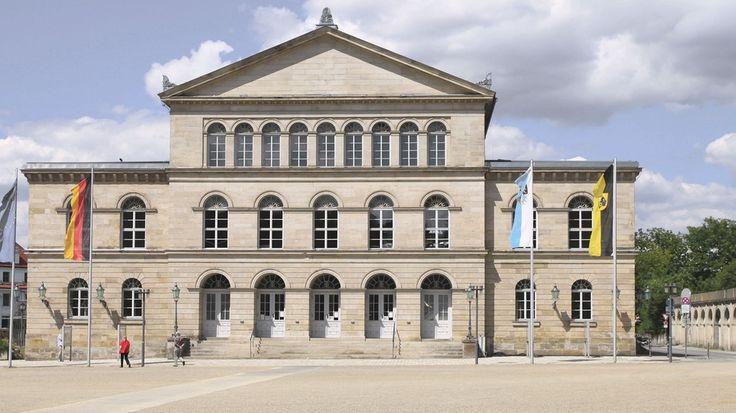 Coburger Landestheater: Neues Ausweichquartier beschlossen | News | BR-KLASSIK | Bayerischer Rundfunk