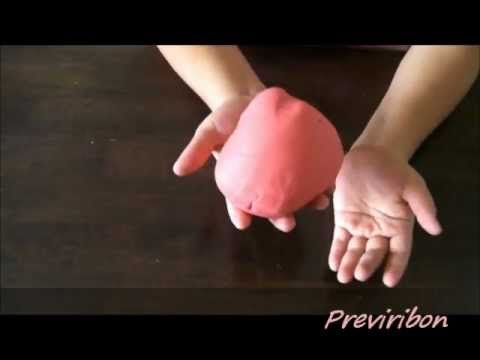 Como hacer Plastilina / how to make play dooh * video 119 * - YouTube