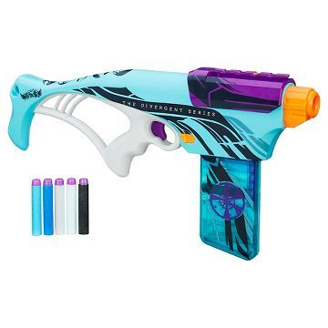 Nerf Rebelle The Divergent Series Allegiant Blaster