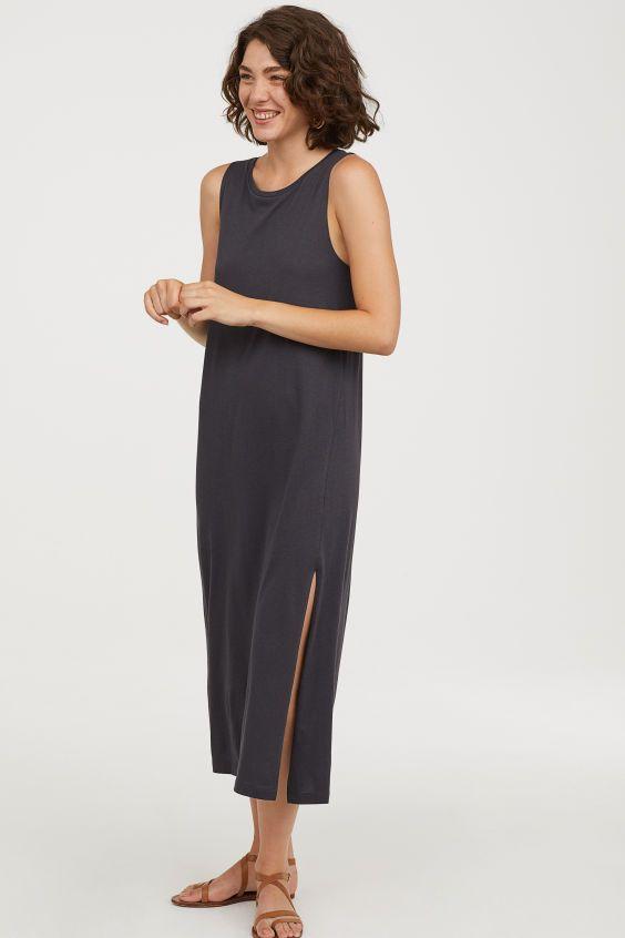 1c8f8c1008ab Tank-top Dress   Wishlist   Dresses, Tank top dress, Sun dress casual