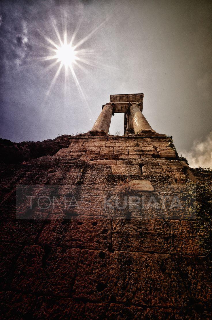 Architecture Rom Rome Roma Forum Romanum