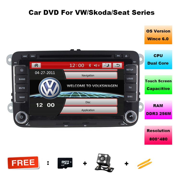 ==> [Free Shipping] Buy Best 7 inch 2 din VW Car DVD GPS PC Navigation for VW GOLF POLO JETTA TOURAN MK5 MK6 PASSAT B6 GPS Map radio stereobluetooth FM/AM Online with LOWEST Price | 32815758744
