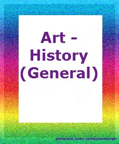 General Art History Resources