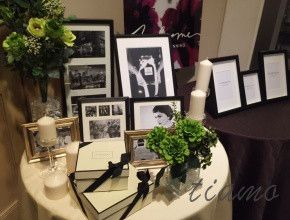 Vera Wangから白無垢♡可愛い花嫁さまの幸せホテルウエディング の画像 大人可愛いブライダルヘアメイク 『tiamo』 の結婚カタログ