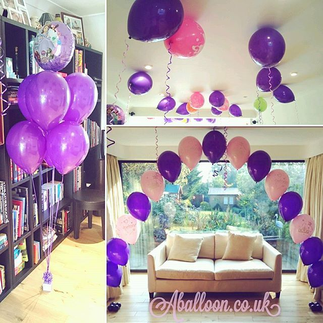 Princess Sophia the first party #balloons #balloonarch #bouquet #Aballoondecor #princesssofia #sofiathefirst