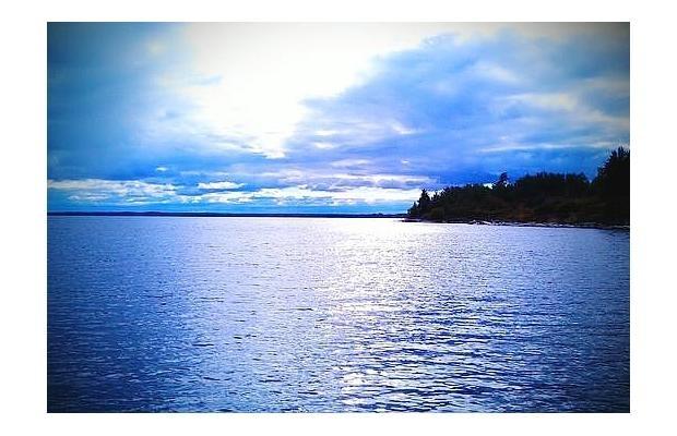 Twitter user @brdo99 submitted this photo, taken at Tobin Lake, Sask.