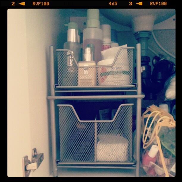 Images Of Organizing bathroom Storage drawers from Bed Bath u Beyond