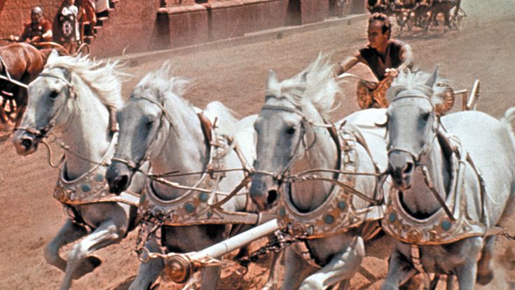 'Ben-Hur': THR's 1959 Review  read more