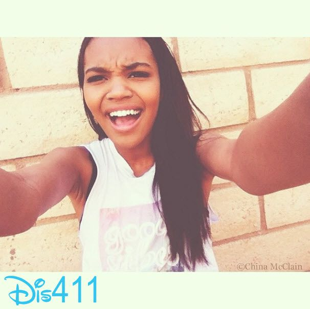 Dis411 China Anne McClain Getting Closer To One Million Twitter Followers