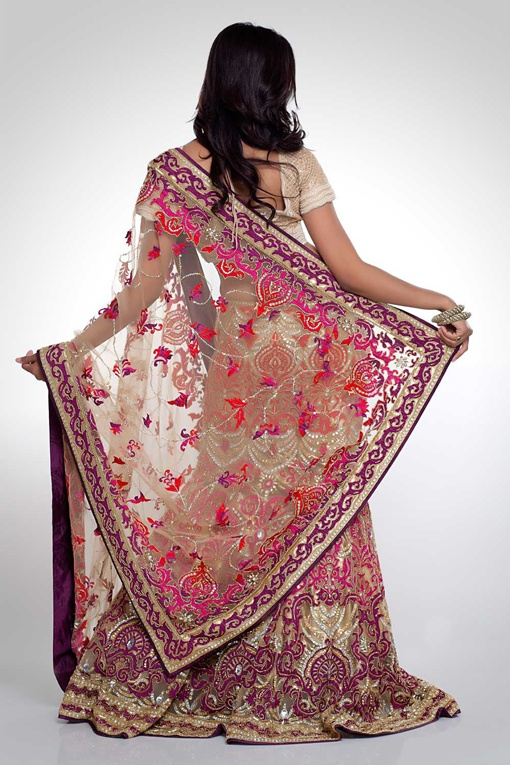 Satya Paul Indian Bridal Fashion on IndianWeddingSite.com