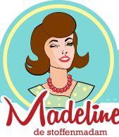Welkom bij Madeline De Stoffenmadam