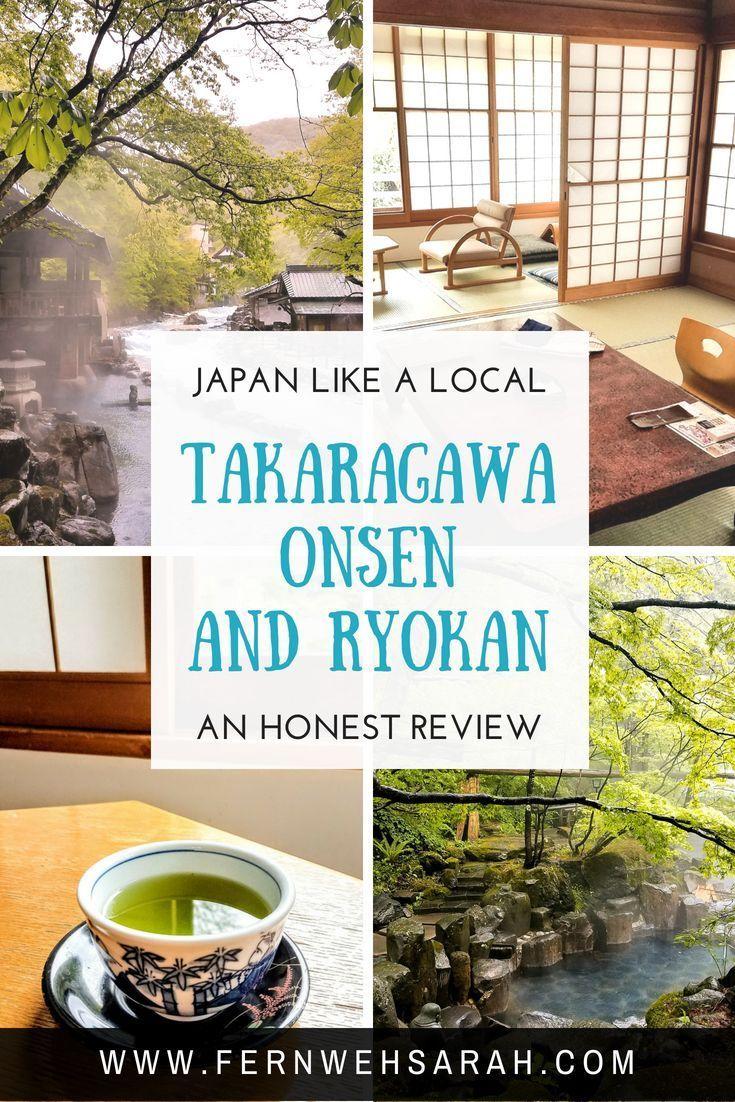 takaragawa onsen osenkaku ryokan - stay like a local in japan