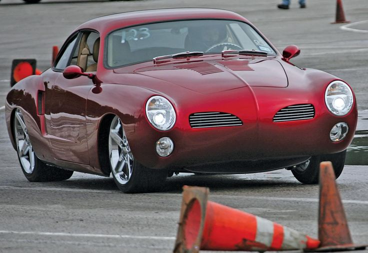 Red Karmann Ghia                                                                                                                                                                                 Mais