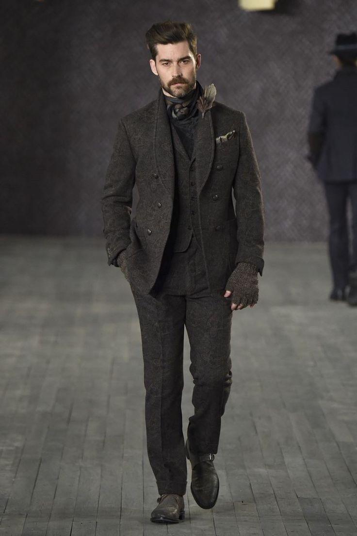 Joseph Abboud Fall/Winter 2016/17 - New York Fashion Week Men's
