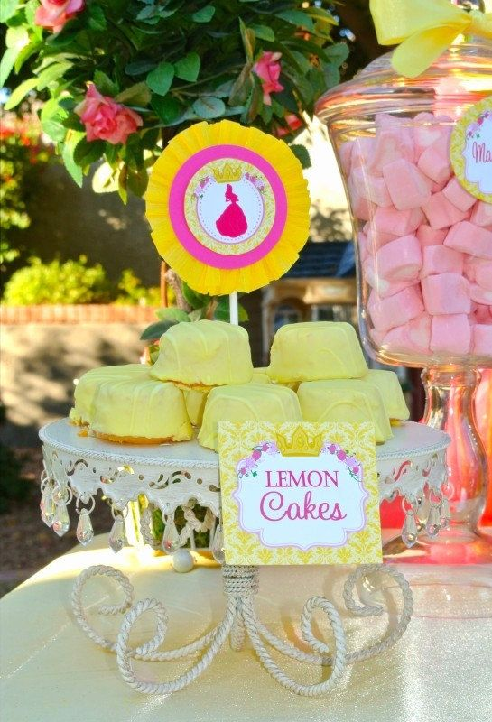 Beauty And The Beast Party Food Ideas