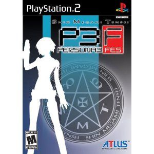 Best version! Persona 3 FES for Playstation 2