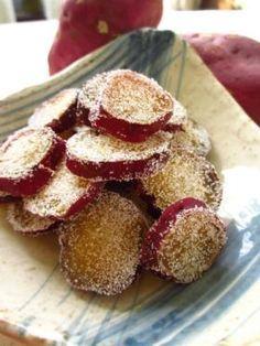 「さつまいもの甘納豆」YURI*   お菓子・パンのレシピや作り方【corecle*コレクル】