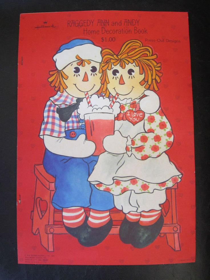 354 Best Images About Raggedy Ann Andy On Pinterest