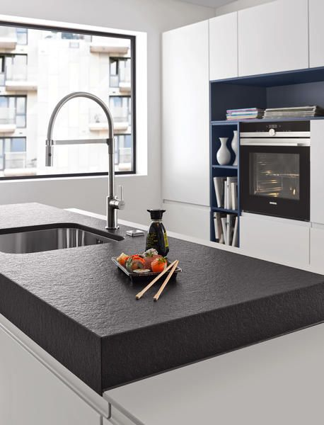 Elegant Moderne K chen stilvoll innovativ nolte kuechen de Mehr