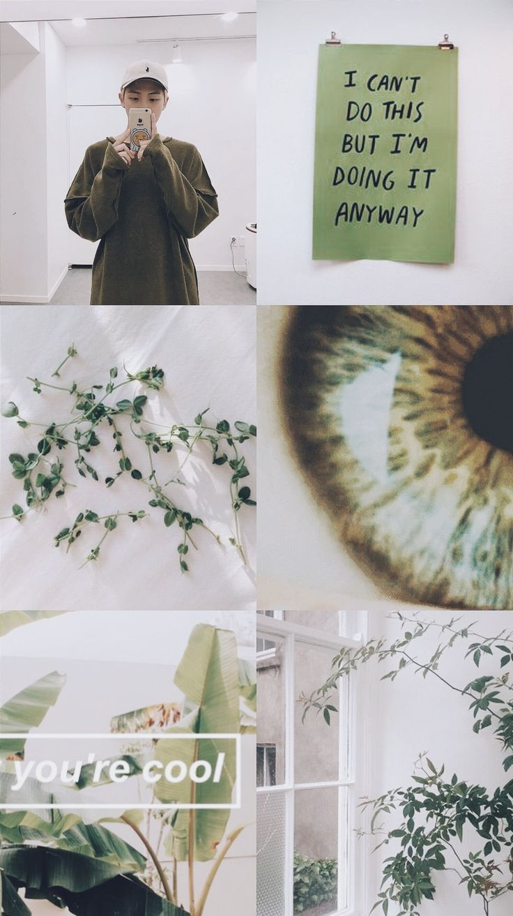 Namjoon aesthetic