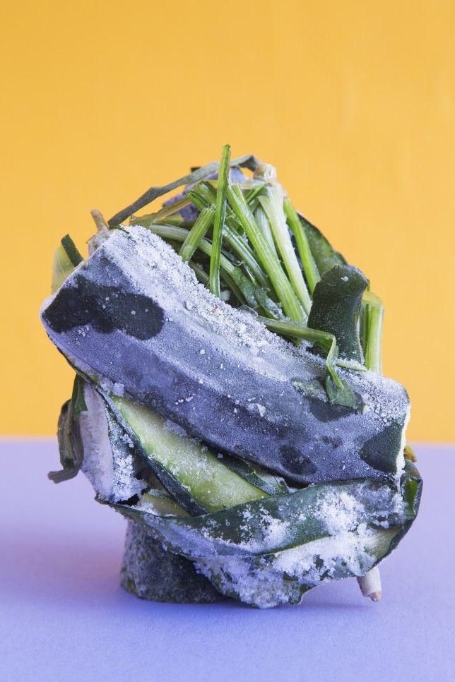 Gemiddeld gooien we jaarlijks per persoon zo'n 80 kilo groente/fruit en tuin afval weg.Uienschillen, spinazie die er niet helemaal meer fris uitziet, topjes van de bosui of de schillen van wortels.…