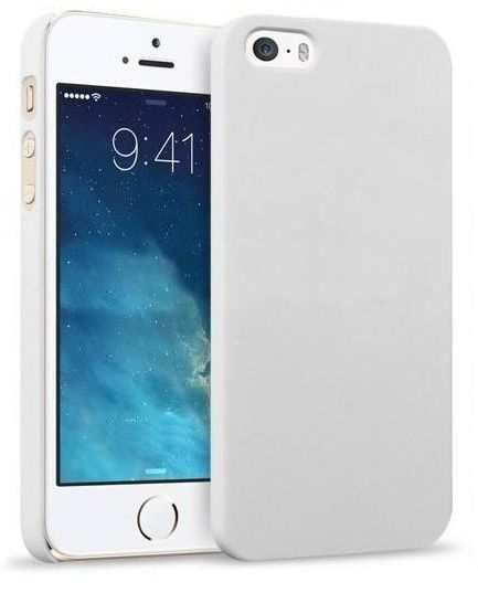 Rubber Plastic Θήκη Πλαστική Λευκή (iPhone 6 Plus) - myThiki.gr - Θήκες Κινητών-Αξεσουάρ για Smartphones και Tablets - Rubber White Plastic - iPhone 6 Plus