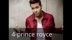 los 10 cantantes mas guapos del mundo ♥ - YouTube
