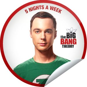 Congratulations! With your obsessive check-ins, you've just unlocked the Sheldon sticker. Don't get overconfident though. You're still no match in Rock, Paper, Scissors, Lizard, Spock! Keep watching The Big Bang Theory 5 Nights a Week! Share this one proudly. It's from our friends at Warner Bros. Television.