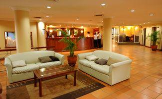 Mercure Capricorn Resort Lobby