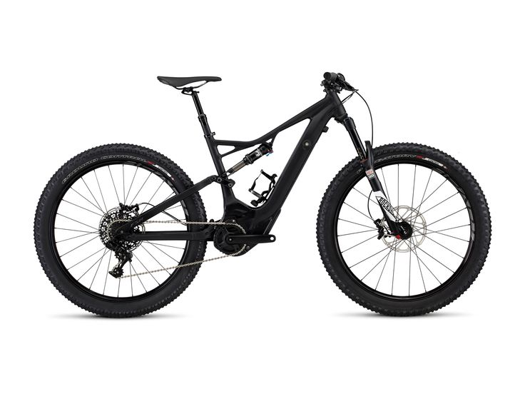 Specialized Turbo Levo FSR Comp 6Fattie 2016, black - Testgrößen: M,L