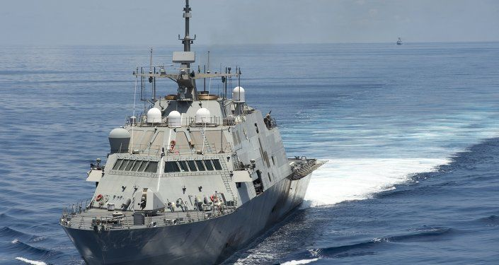 US Conservatives Enraged That Navy Will Welcome Chinese Warships in Florida
