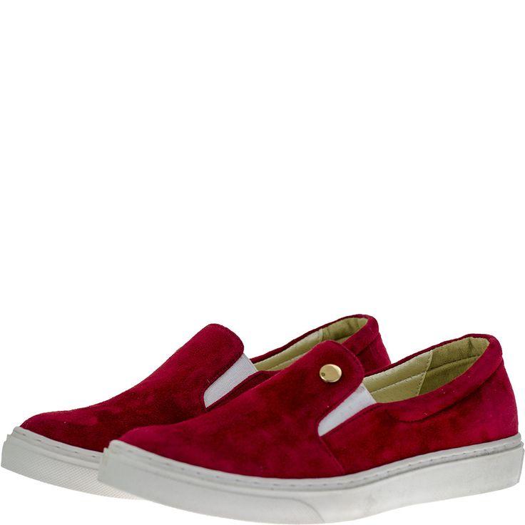 Via Roma női slipon | Slipon, mokaszín - Női cipők