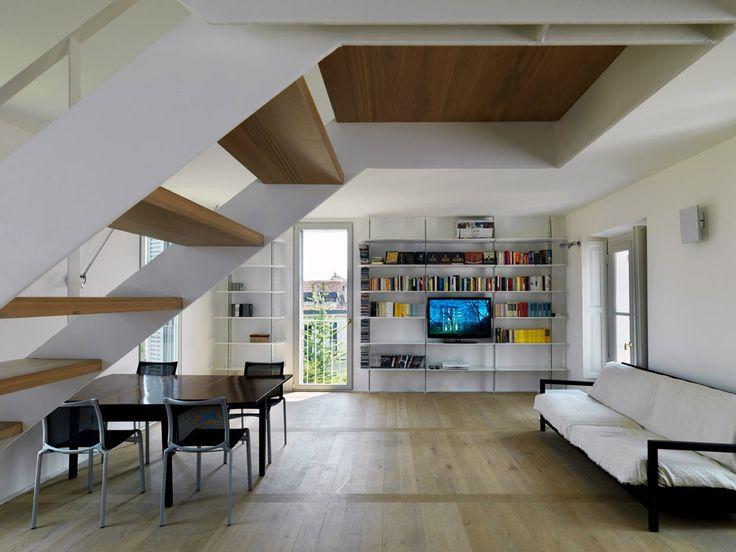 Duplex Zenale Filippo Taidelli Architetto