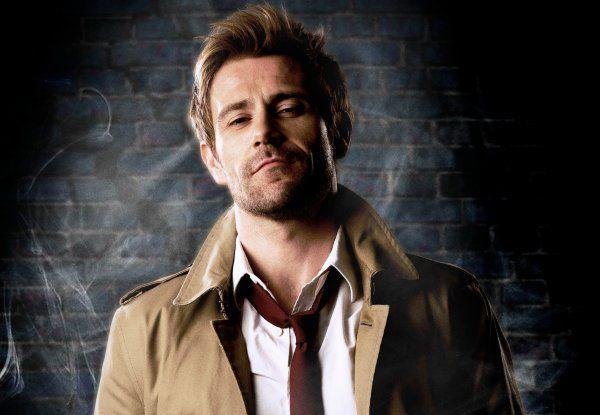 'Constantine' Series Adds Logo, Pilot Images
