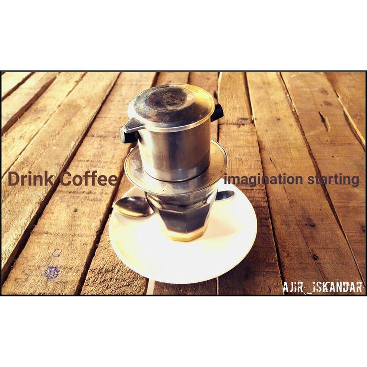 Vietnam drip cofffe