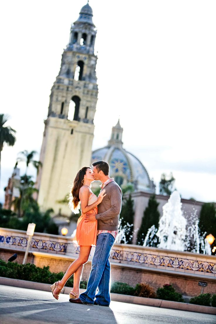 Love shooting in Balboa Park, such a gorgeous spot in San Diego.