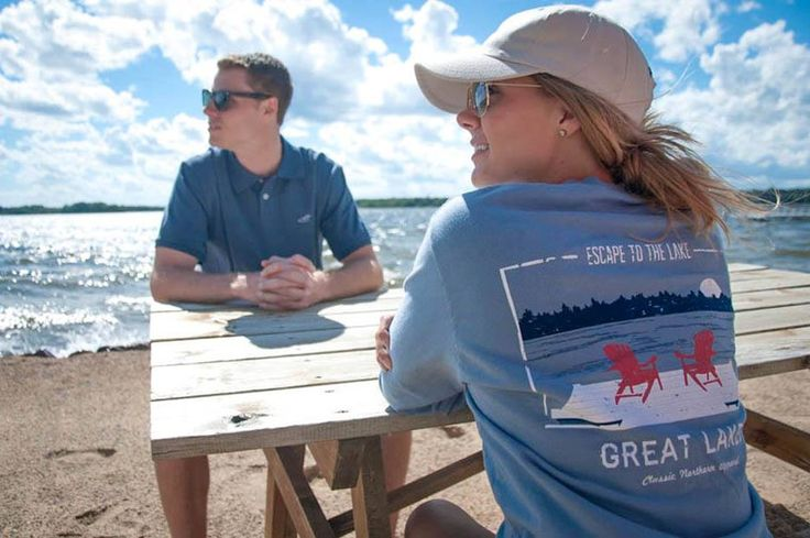 polos and t-shirts with midwest attitude | Great Lakes Clothing Company |