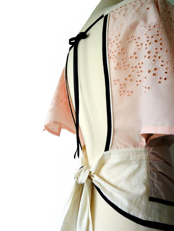 Top blouse dos nu -YEIHO fashion ethnic http://www.boutiqueyeiho.com/