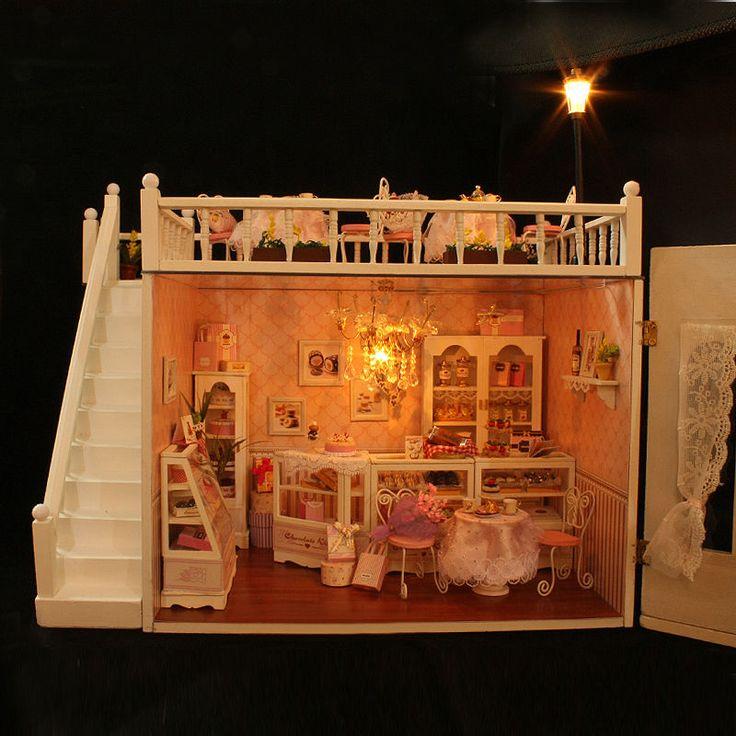 US $49.90 New in Dolls & Bears, Dollhouse Miniatures, Doll Houses