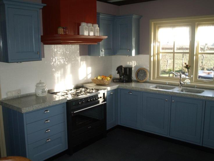 Landelijk Klassieke Keuken In Het Wit: Vri interieur landelijk ...