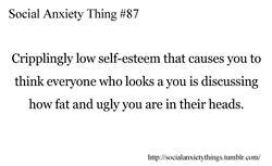 Social Anxiety Thing #87