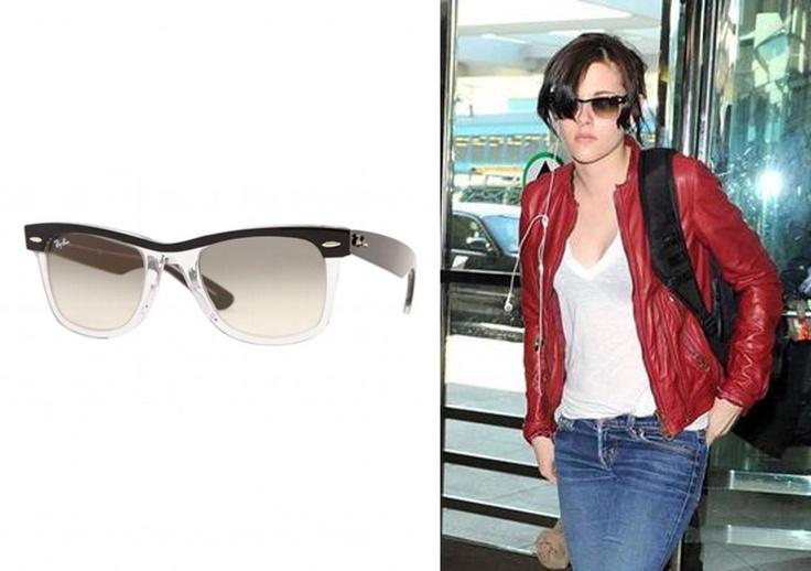Model de ochelari Ray Ban