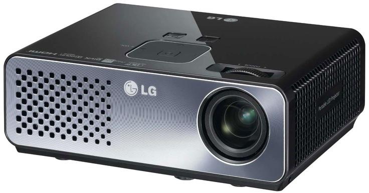 Mini Proyector LG HW300G