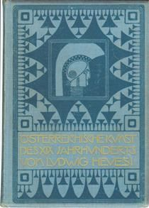 Book cover of Austrian art of the XIX. Century - Koloman Moser