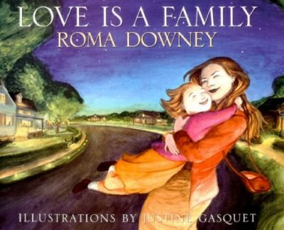 Love Is a Family Roma Downey - Single Parenting - Parenting.com