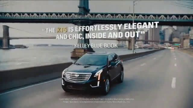 Cadillac 2018 Xt5 Believe The Hype Song By Barns Courtney Ad