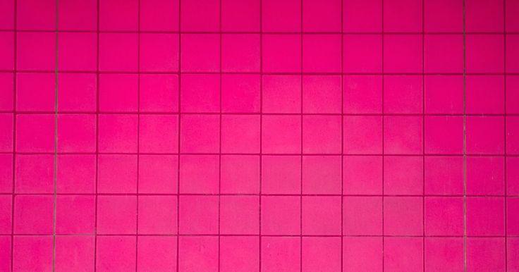 La mejor combinación de colores para baño con azulejos rosados. El rosado es el color del romance, la pasión y el poder y se utiliza a menudo en la decoración del hogar para que transmita estos sentimientos. El azulejo en tu baño que muestra un tono de rosado, pueden ser complementado con una serie de colores, dependiendo del grado de oscuridad o luz del color rosa, es el color que combina para hacer del área ...