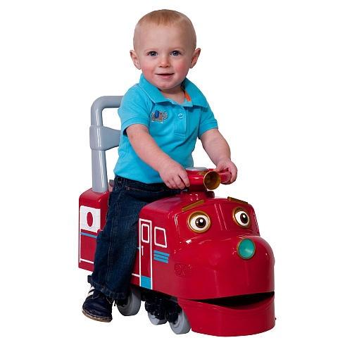 Buying Guide For Boys Toys : Chuggington riding push toy pinterest