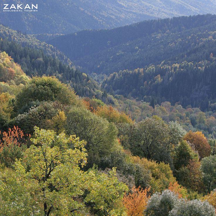 Осень 2015. Экологический туризм. zakan.ru